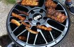 Интересное решение – мангалы из колесных дисков, что из себя представляют и как их делают