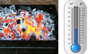 Все, что надо знать о температуре углей в мангале