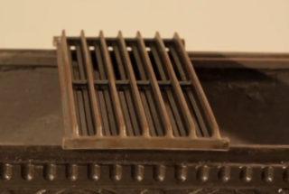 решетка из чугуна