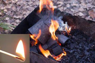 Как быстро и безопасно разжечь мангал